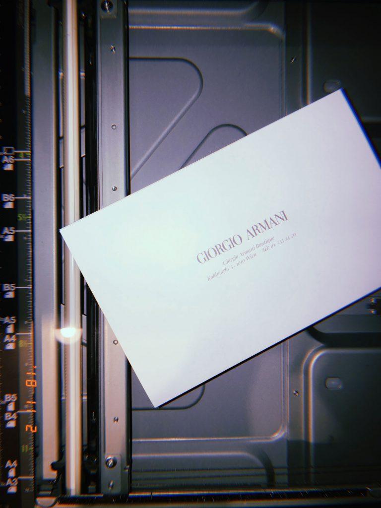 Giorgio Armani - www-cest-design.at
